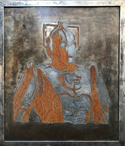 cybreman Rust Art