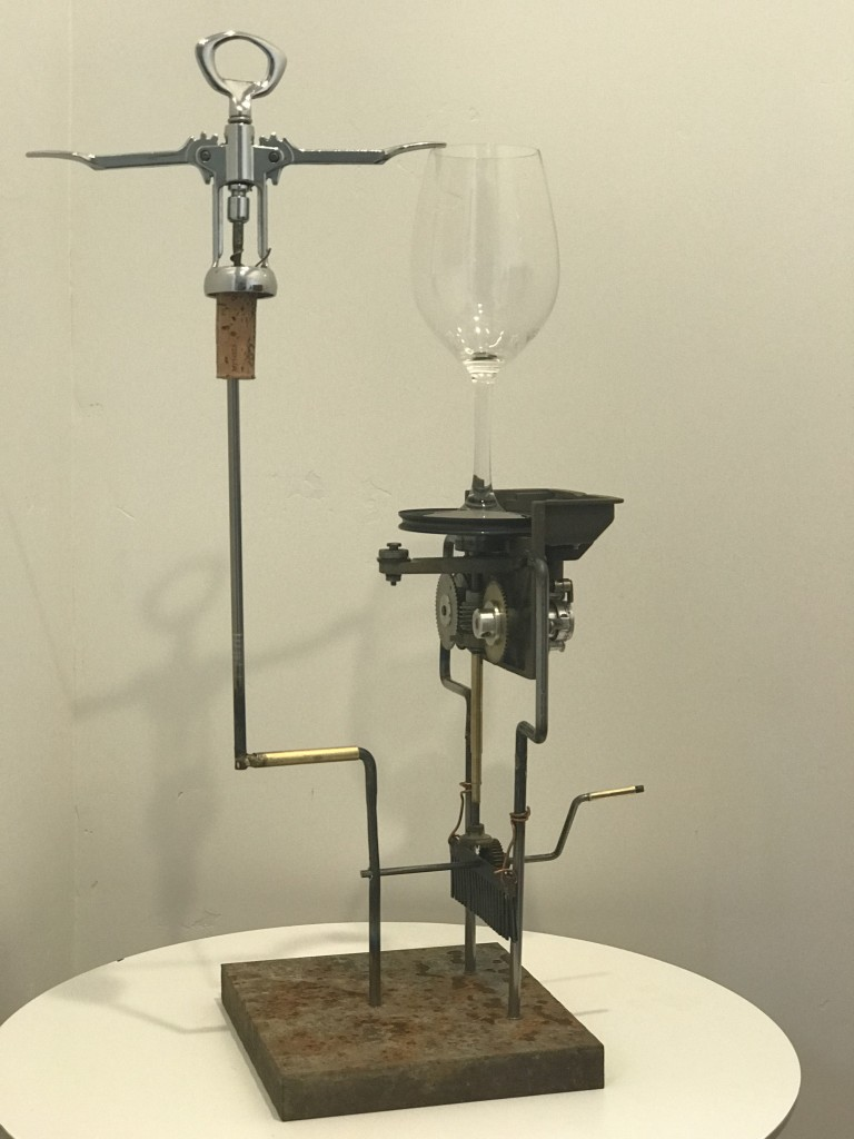 picture of kinetic sculpture